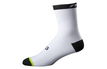 FOX DH Sock blanc